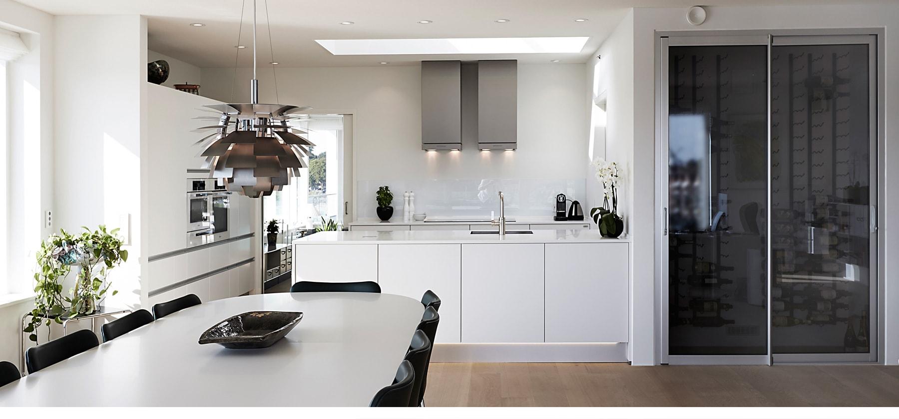 Scandinavian kitchen design - A modern dream | SONDERBORG ...